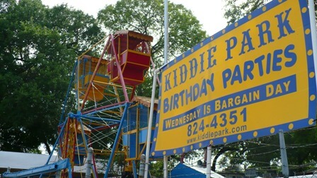 Kiddie Park in San Antonio reported several children were injured in ride mishaps