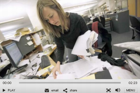 Video of investigative reporter Raquel Rutledge
