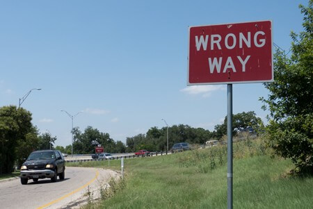 Wrong-way crashes in San Antonio flew under the radar