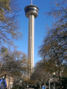 Tower of the Americas in San Antonio