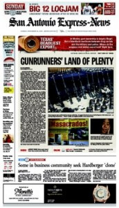 Gunrunner's land of plenty