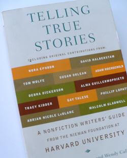 Good read: 'Telling True Stories'