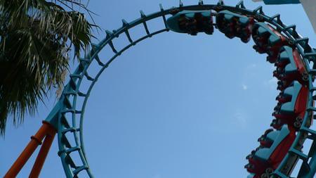 Boomerang at Six Flags Fiesta Texas