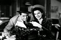 Daily Diversion: His Girl Friday