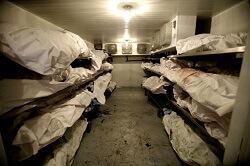 U.S. denying sanctuary to Mexicans fleeing drug war