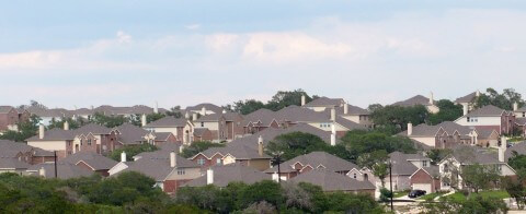 Homes in San Antonio