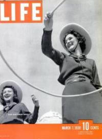 Life Magazine visits Texas in 1938