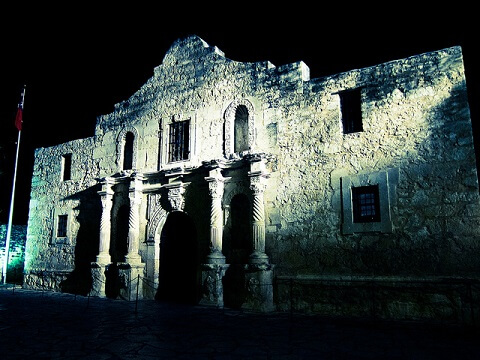 The Alamo, photo by Nan Palmero