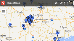 Google map of a reporter's career   John Tedesco