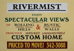 Rivermist Art