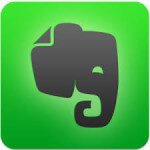 Reporting tool: Taking notes with Evernote