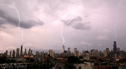 Daily Diversion: Chicago lightning storms