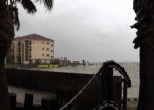Video: Covering Hurricane Alex with no crazy media stunts