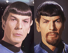 Good Spock, Bad Spock